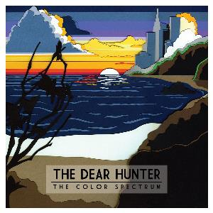 The Dear Hunter The Color Spectrum album cover