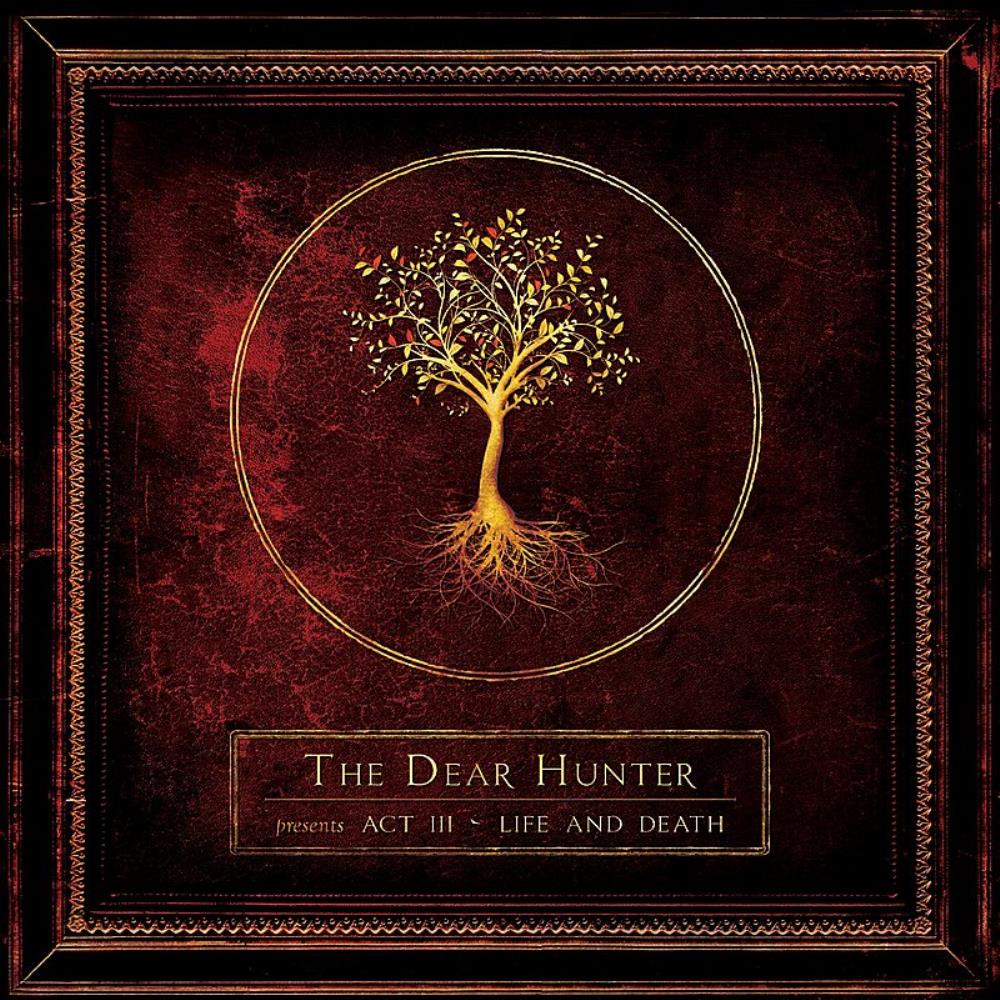 The Dear Hunter - Act III: Life And Death CD (album) cover