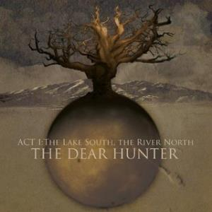 The Dear Hunter - Act I: The Lake South, The River North CD (album) cover