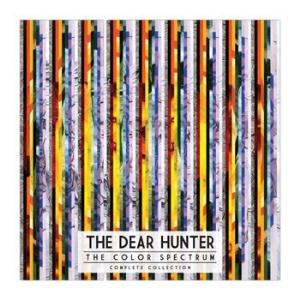 The Dear Hunter - The Color Spectrum: Complete Collection CD (album) cover