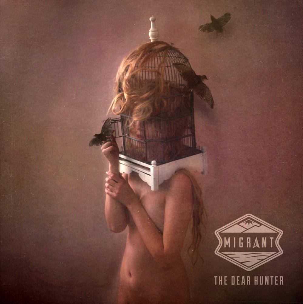 The Dear Hunter Migrant album cover