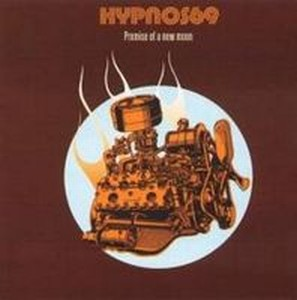 Hypnos 69 PROMISE OF A NEW MOON album cover