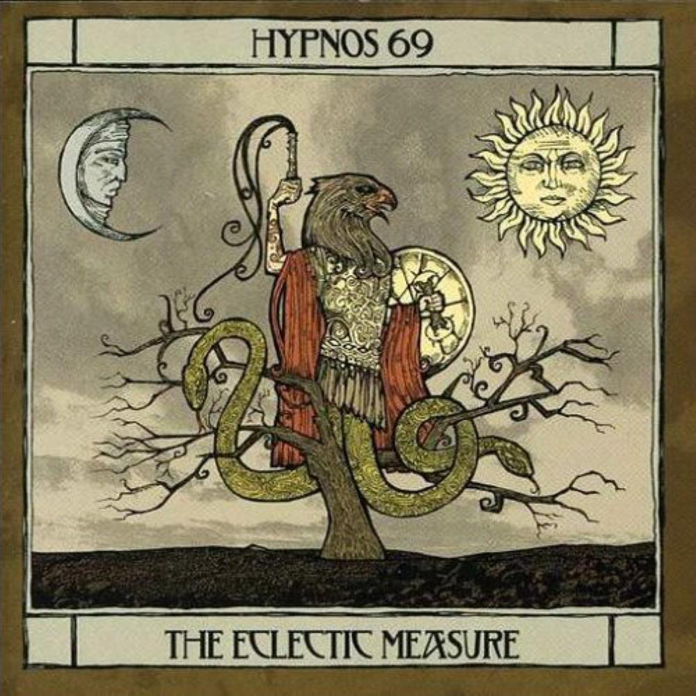 Hypnos 69 The Eclectic Measure album cover
