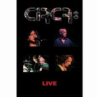 Circa - Circa: Live (DVD) CD (album) cover