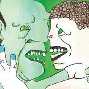 Tera Melos - Drugs To The Dear Youth CD (album) cover