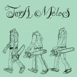 Tera Melos by TERA MELOS album cover