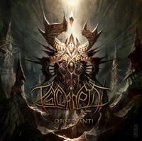 Psycroptic - Ob(Servant) CD (album) cover