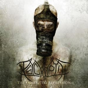 Psycroptic The Inherited Repression album cover