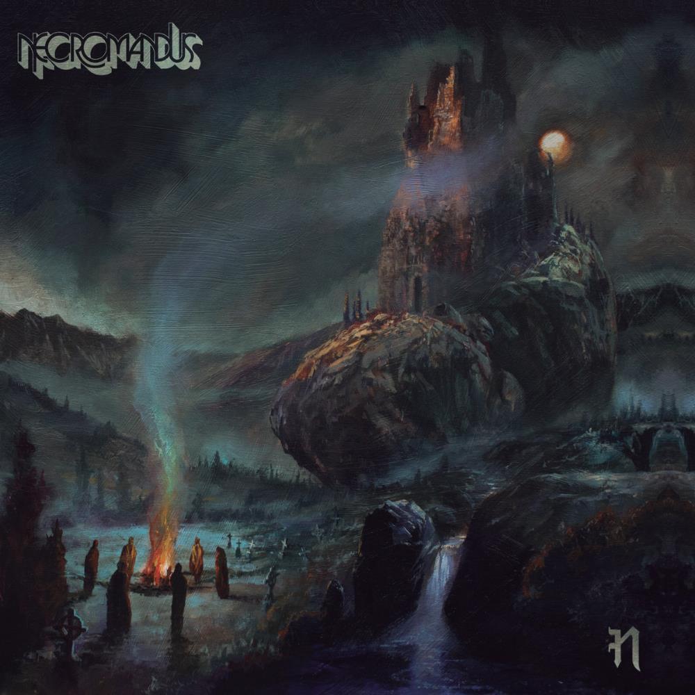 Necromandus by Necromandus album rcover