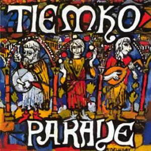 Tiemko - Parade  CD (album) cover