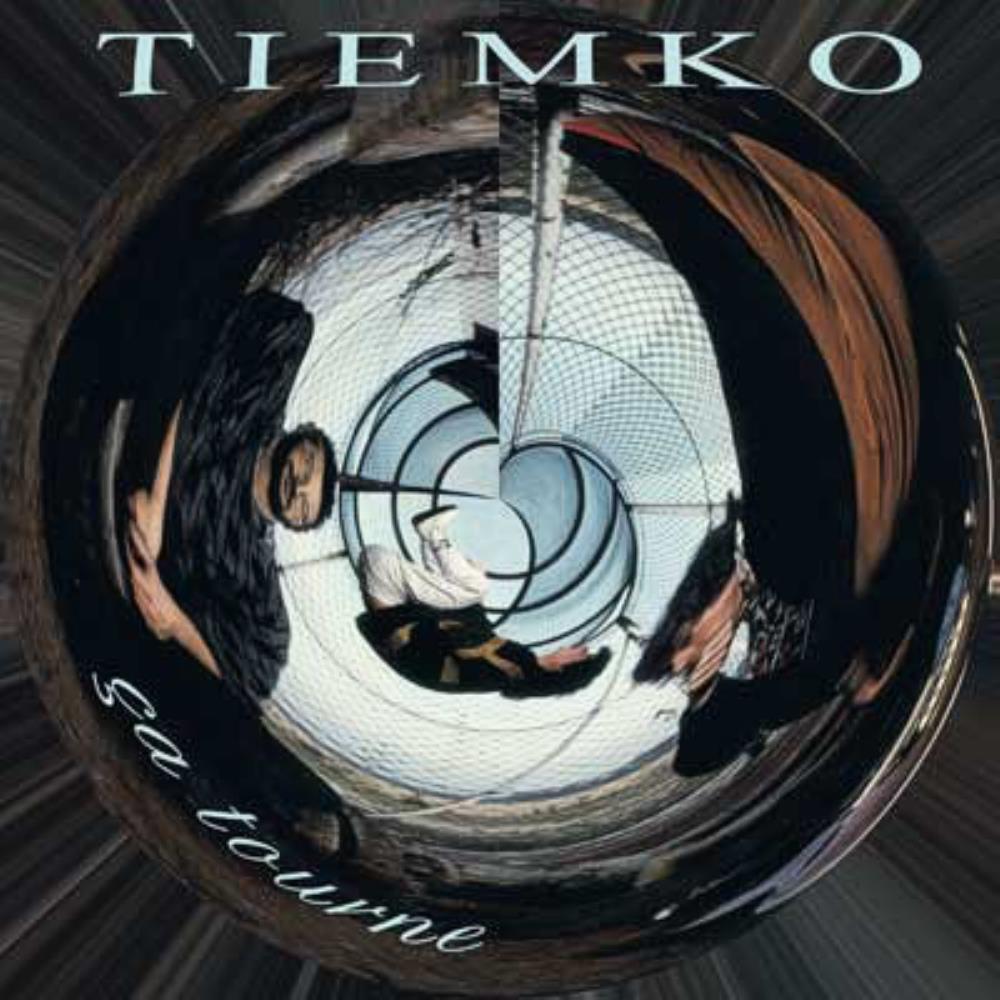 Ca Tourne by TIEMKO album cover