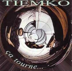 Tiemko - Ca Tourne CD (album) cover
