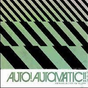 Auto!Automatic!! - Another Round Won't Get Us Down CD (album) cover