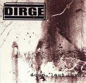 Down Last Level by DIRGE album cover