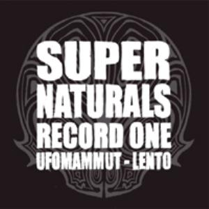 Lento Supernaturals: Record One album cover