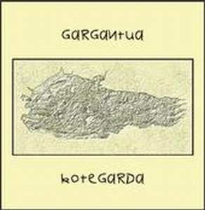 Gargantua - Kotegarda CD (album) cover