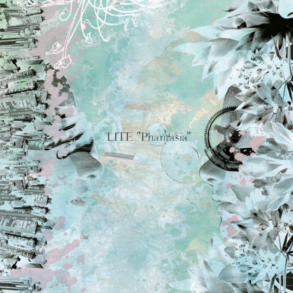 Phantasia by LITE album cover