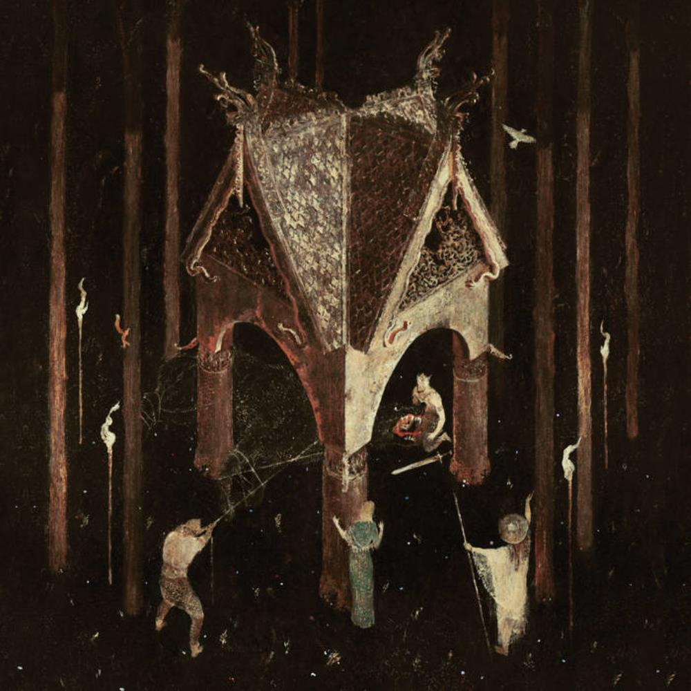 Thrice Woven by WOLVES IN THE THRONE ROOM album cover