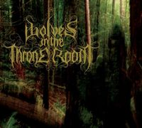 Wolves in the Throne Room - Malevolent Grain CD (album) cover