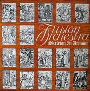 Fusion Orchestra - Skeleton In Armour CD (album) cover