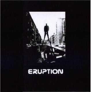 Eruption - Eruption CD (album) cover