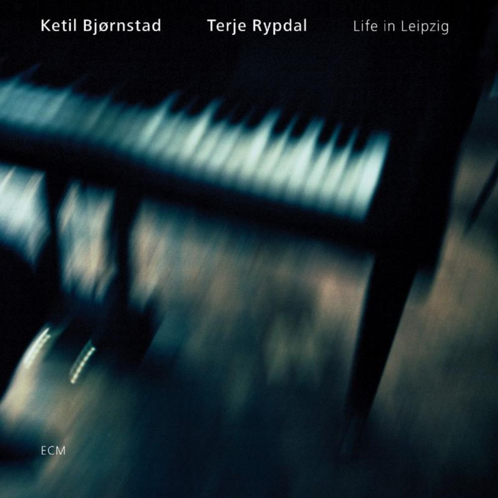 Ketil Bjørnstad & Terje Rypdal: Life in Leipzig by RYPDAL, TERJE album cover