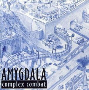 Amygdala - Complex Combat CD (album) cover