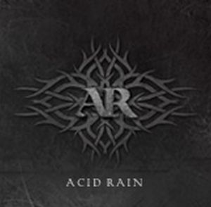 Worlds Apart by ACID RAIN album cover