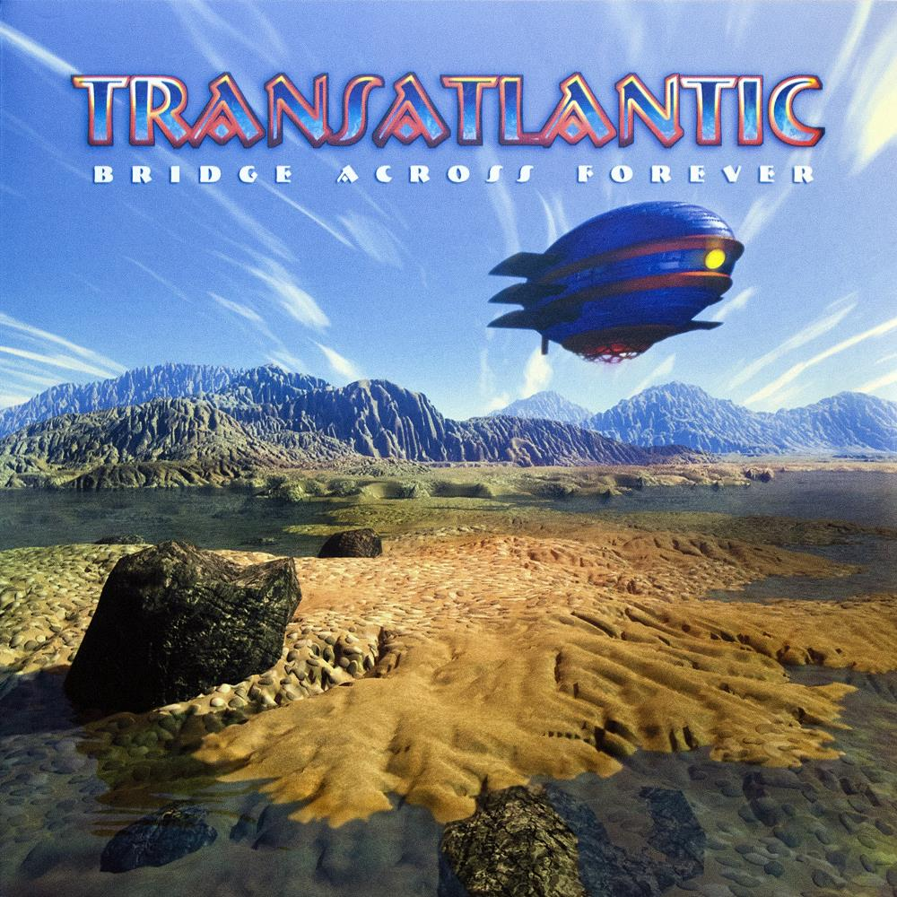 Transatlantic - Bridge Across Forever CD (album) cover