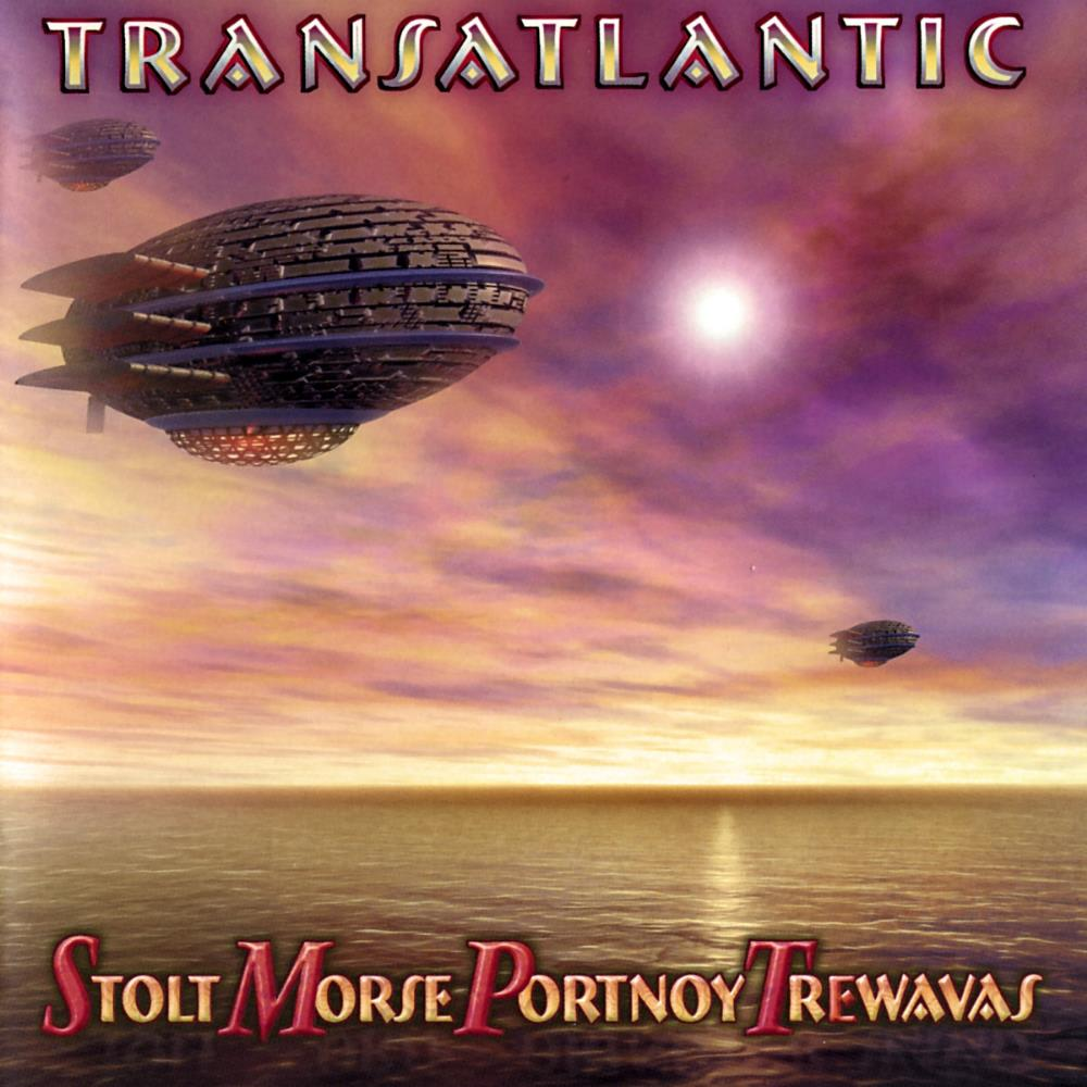 Transatlantic - SMPT:e CD (album) cover