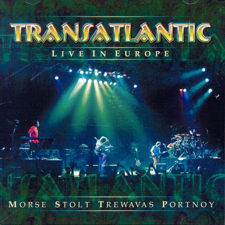 Live in Europe by TRANSATLANTIC album cover