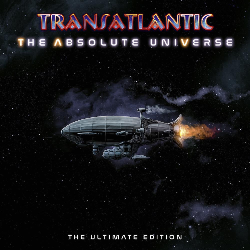 The Absolute Universe - The Ultimate Edition by TRANSATLANTIC album cover