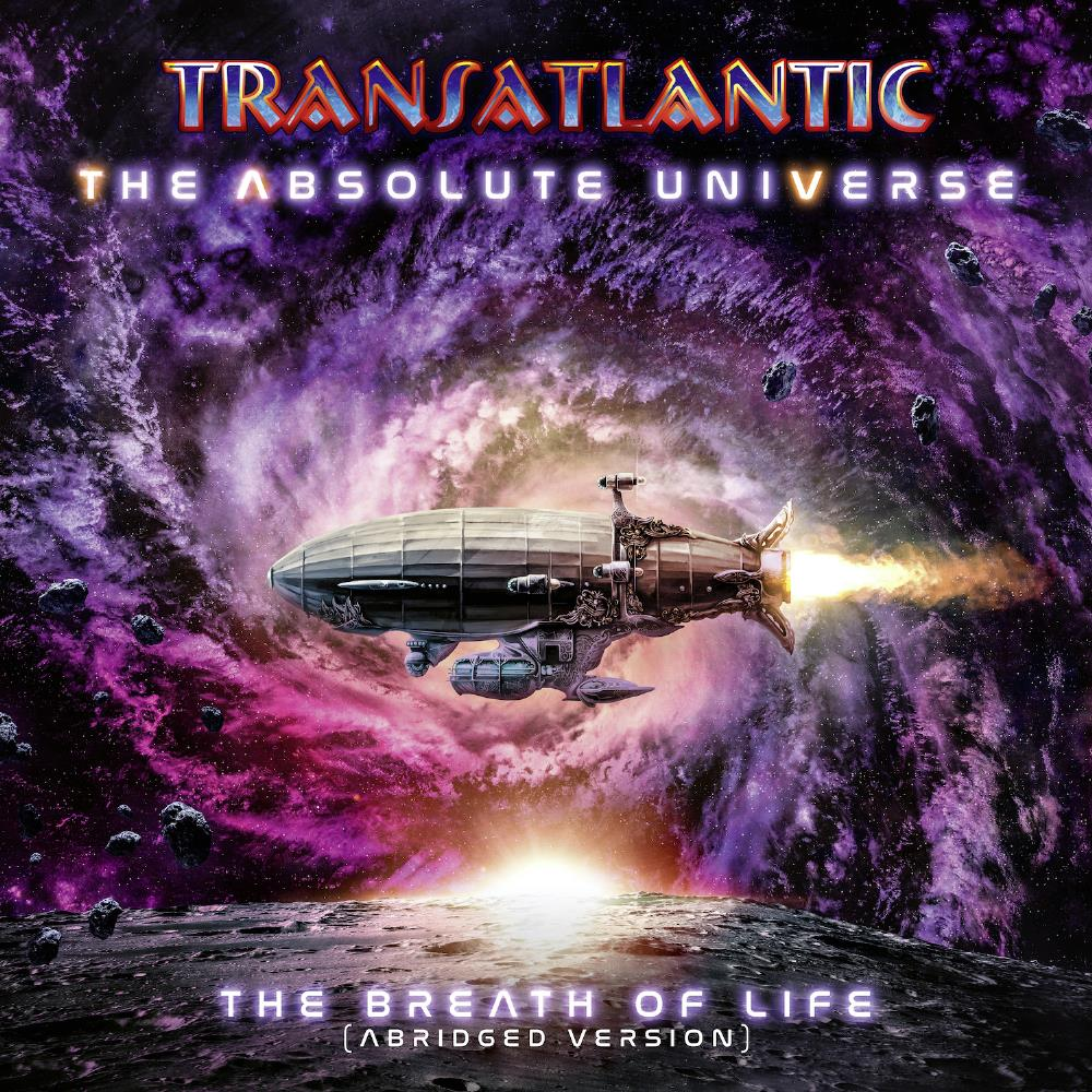Transatlantic - The Absolute Universe - The Breath of Life (Abridged Version) CD (album) cover