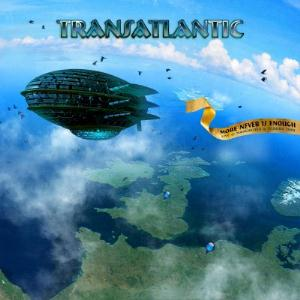 Transatlantic - More Never Is Enough CD (album) cover