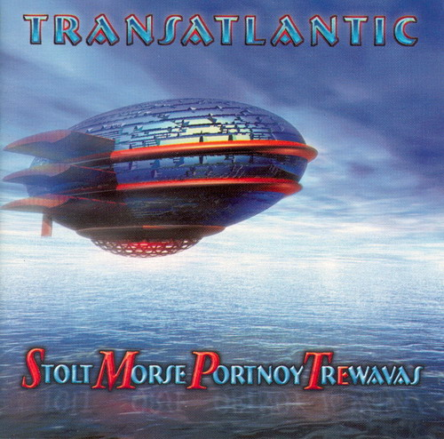 Transatlantic SMPTe album cover