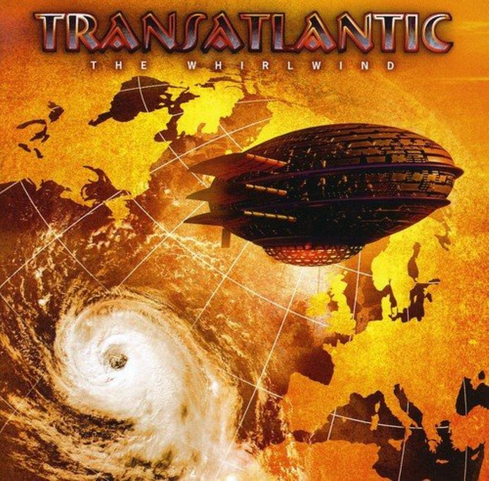The Whirlwind by TRANSATLANTIC album cover