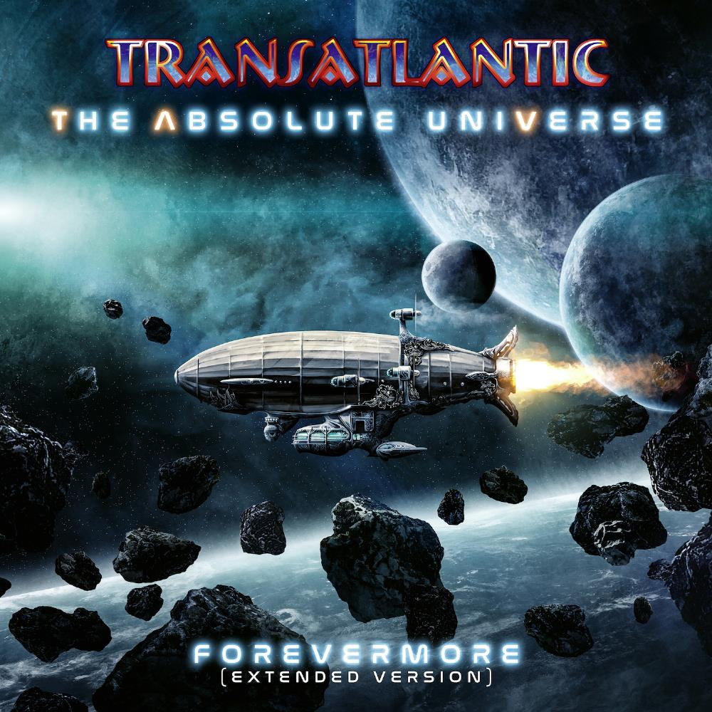 Transatlantic - The Absolute Universe - Forevermore (Extended Version) CD (album) cover