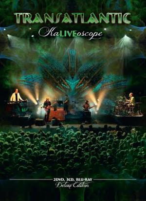 KaLIVEoscope by TRANSATLANTIC album cover