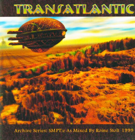 Transatlantic - SMPTe (The Roine Stolt Mixes) CD (album) cover