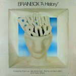 Brainbox - A History CD (album) cover