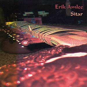 Erik Amlee Sitar  album cover