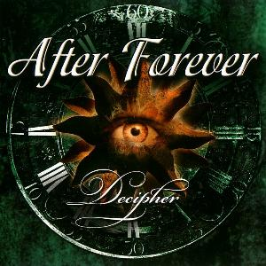 After Forever - Decipher CD (album) cover