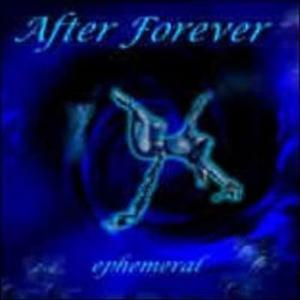 After Forever - Ephemeral CD (album) cover