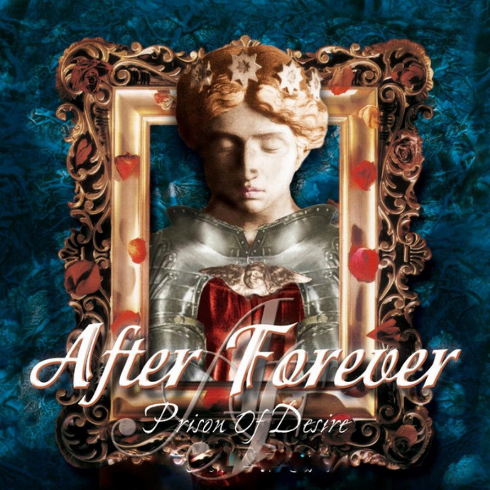 Prison Of Desire by AFTER FOREVER album cover