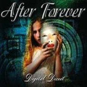 Digital Deceit by AFTER FOREVER album cover