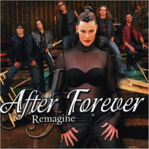 Remagine by AFTER FOREVER album cover