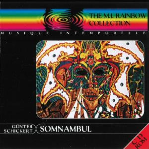Günter Schickert - Somnambul CD (album) cover