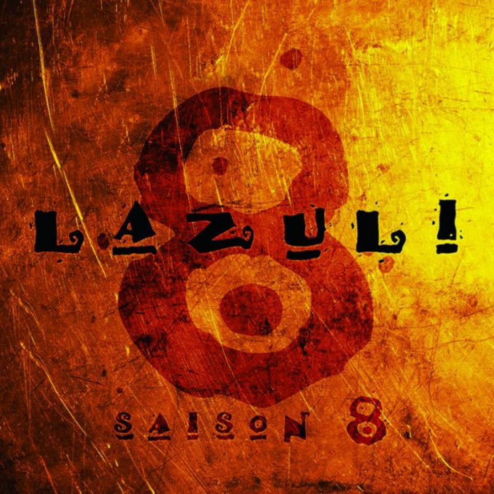 Saison 8 by Lazuli album rcover