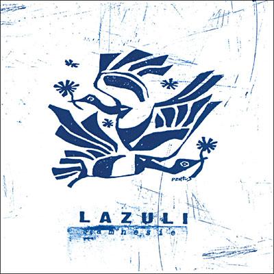 Amnésie  by LAZULI album cover