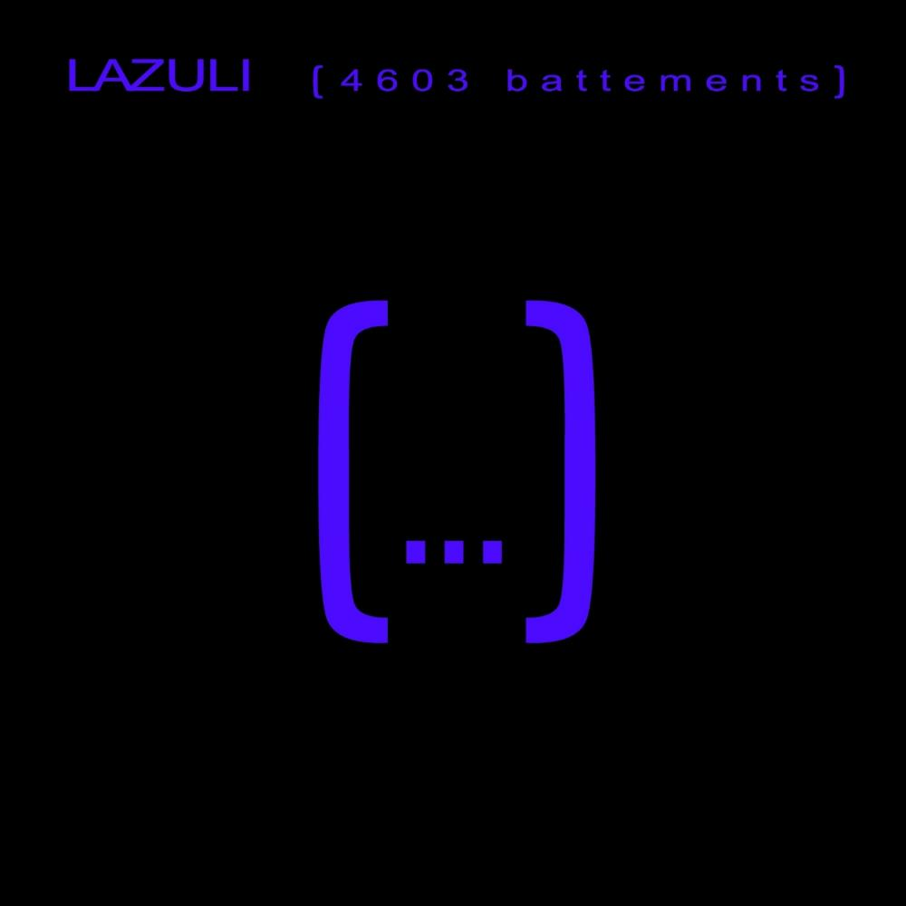 (4603 Battements) by LAZULI album cover